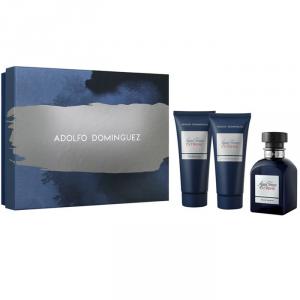 Adolfo Dominguez Agua Fresca Extreme Eau De Toilette Spray 120ml Set 3 Parti 2017