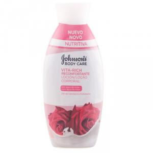 Johnsons Vita Rich Comforting Roses Body Lotion 400ml