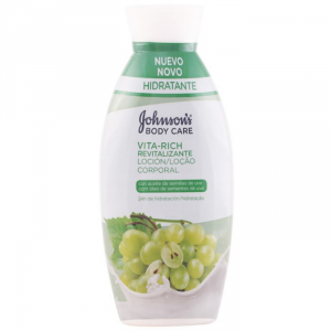 Johnsons Vita Rich Vitalizing Grapes Body Lotion 400ml