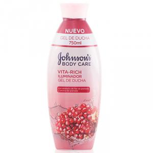 Johnsons Vita Rich Illuminator Granada Shower Gel 750ml