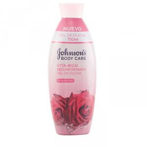 Johnsons Vita Rich Comforting Roses Shower Gel 750ml