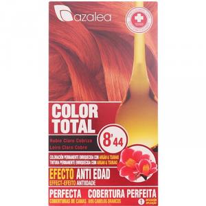Azalea Colore Totale 8,44 Capelli Biondi Chiaro Rame