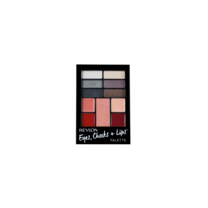 Revlon Eyes Cheeks Lips Palette 200 Seductive Smokies