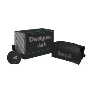 Desigual Dark Man Eau De Toilette Spray 100ml Set 2 Parti 2017