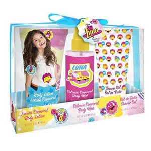Cartoon Soy Luna Colonia Corporale Spray 100ml Set 3 Parti 2017