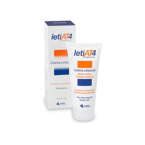 Leti At4 Crema Corpo Pelle Atopica 200ml