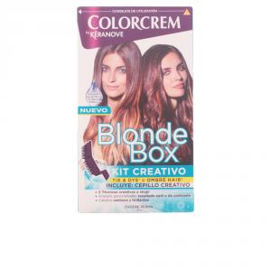 Keranove Blonde Box Kit Creativo Con Spazzola Creativa