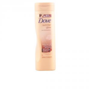 Dove Summer Glow Nourishing Lotion Medium To Dark Skin 250ml