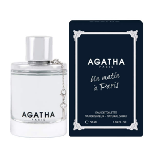 Agatha Un Matin A Paris Eau De Toilette Spray 50ml