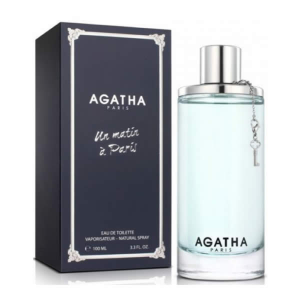 Agatha Un Matin A Paris Eau De Toilette Spray 100ml