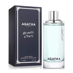 Agatha Un Matin A Paris Eau De Toilette Spray 100ml