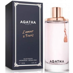 Agatha L'Amour A Paris Eau De Toilette Spray 100ml