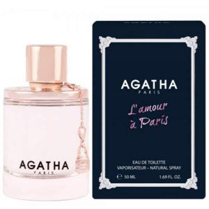 Agatha L'Amour A Paris Eau De Toilette Spray 50ml
