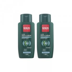 Kerzo Frecuencia Shampoo Anti-Caduta Capelli Grassi 400ml Set 2 Parti 2017