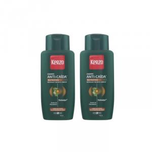 Kerzo Frecuencia Shampoo Anti-Caduta Nutriente Secco 400ml Set 2 Parti 2017