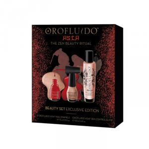 Orofluido Asia Zen Control Elixir 50ml Set 3 Parti