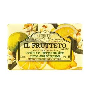 Nesti Dante Il Frutteto Citron And Bergamot Sapone 250g