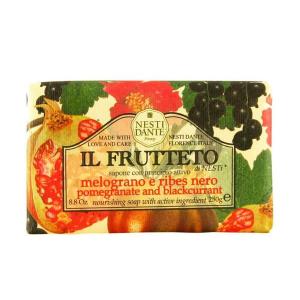 Nesti Dante Il Frutteto Pomegranate And Blackcurrant Sapone 250g