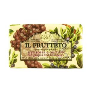 Nesti Dante Il Frutteto Blueberry And Red Grapes Sapone 250g