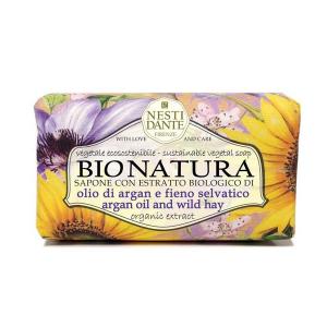 Nesti Dante Bio Natura Argan Oil And Wild Hay Sapone 250g