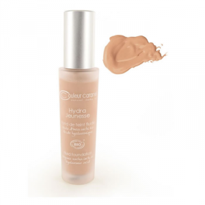 Couleur Caramel Hydra Jeunesse Fluid Foundation 24 Sand