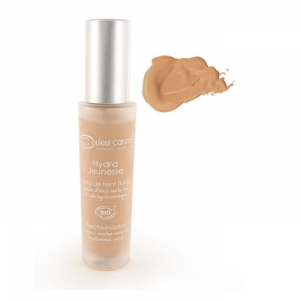 Couleur Caramel Hydra Jeunesse Fluid Foundation 25 Ash Blonde