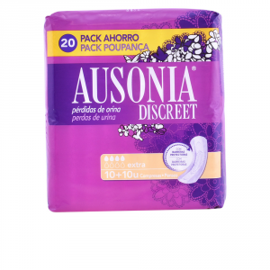 Ausonia Discreet Extra Sanitary Towels 20 Units