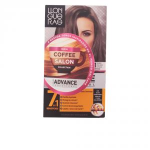 Llongueras Color Advance Coffee Salon Collection Hair Colour 6.1 Dark Ash Blonde
