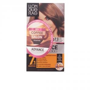 Llongueras Color Advance Coffee Salon Collection Hair Colour 7.3 Medium Golden Blond