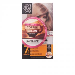 Llongueras Color Advance Coffee Salon Collection Hair Colour 9.1 Light Ash Blond
