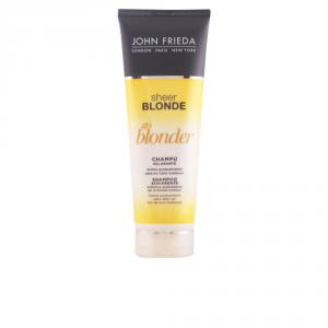 John Frieda Sheer Blonde Go Blonder Schiarente Shampoo 250ml