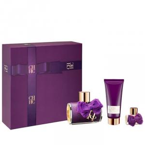 Carolina Herrera Ch Sublime Eau De Parfum Spray 50ml Set 3 Parti 2017