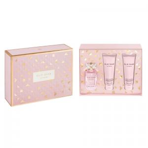 Elie Saab Rose Couture Le Parfum Eau De Toilette Spray 50ml Set 3 Parti 2017