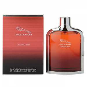 Jaguar Classic Red Eau De Toilette Spray 100ml