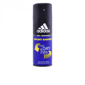 Adidas Sport Energy Cool & Dry Deodorante Spray 150ml