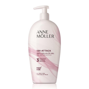 Anne Moller Gel Anticellulite Tri-Attack 400ml