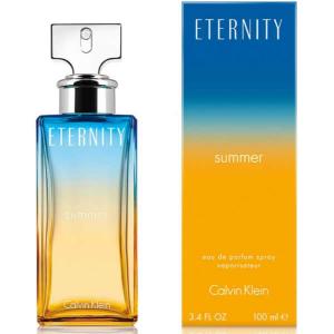 Calvin Klein Eternity Summer 2017 Eau De Parfum Spray 100ml
