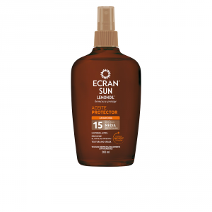 Ecran Sun Lemonoil Oil Spray Spf15 200ml