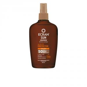 Ecran Sun Lemonoil Oil Spray Spf50 200ml