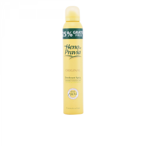 Heno De Pravia Original Deodorante Spray 200ml + 50ml Gratis
