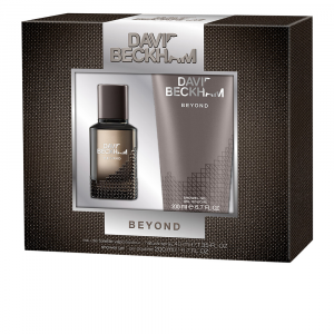 David Beckham Beyond Men Eau De Toilette Spray 40ml Set 2 Parti 2017