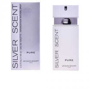 Jacques Bogart Silver Scent Pure Eau De Toilette Spray 100ml