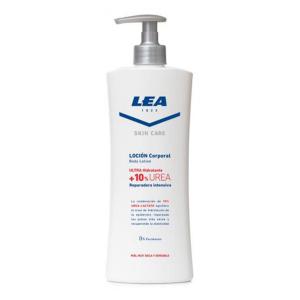Lea Skin Care Ultra Idratante Lozione Per Il Corpo 10% Urea Molto Secca Della Pelle 400ml