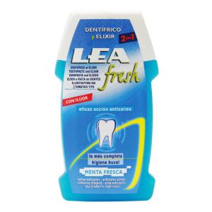 Lea Fresh Dentifricio E Menta FrescaElixir 100ml