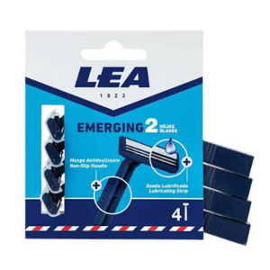 Lea Emerging 2 Lame Monouso Pack 4 Unitá