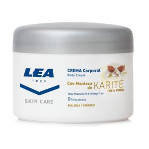 Lea Skin Care Crema Per Il Corpo Con Burro Di Karite Pelle Secca200ml