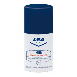 Lea Men Dermo Protection Deodorante Roll-On 50ml