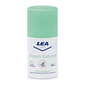 Lea Fresh Nature Mineral Alum Deodorante Roll-On 50ml