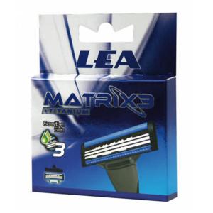 Lea Matrix Blade Refill Pack 4 Unitá