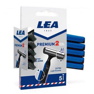Lea Premium 2 Lames Monouso 5 Unitá